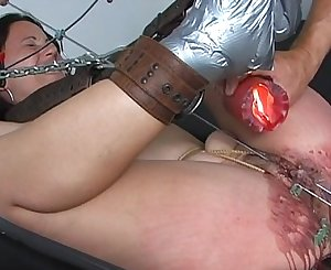 Extreme bdsm punishment