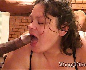 Youthfull Big Tit SSBBW Wifey BBC Shared
