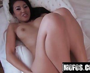 Asian Amateur Attempts Ass Fucking video starring Jayden Lee - Pornography video Mofos.com