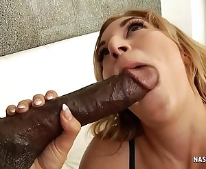 Moka Mora and Mandingo enjoy their first time together