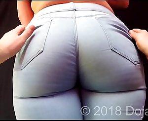 BBW Jeans Ass Grabbing