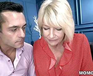 Older private teacher fucks her student