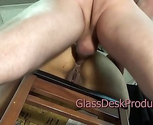 Angie SSS anal tryouts