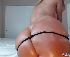 PAWG Mom Uses BBC for Anal invasion and Railing
