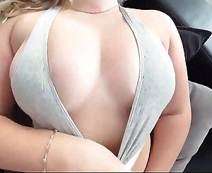 Fucking young schoolgirl thru her undies