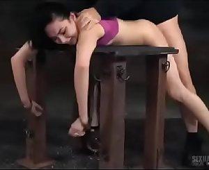 Intense bondage fuck compilation