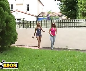 BANGBROS - Check Out These Fine Ass Latinas, Miss Raquel and Nena Linda, With Them Premium Nalgas