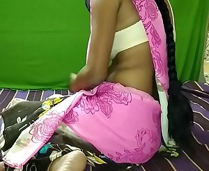 Pink Saree sex
