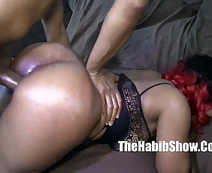 thickred has some good cunt banged by bbc jovan jordan
