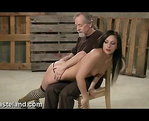 Wasteland Restrain bondage Hook-up Movie - Hot Salsa (Pt 1)